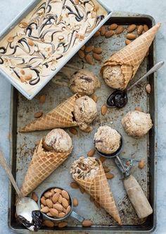 Mocha Almond Fudge Ice Cream