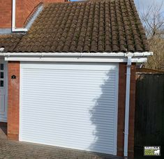 Installing insulated Roller Garage Doors UK wide, you're guaranteed a garage door installation from Garolla. Click the link to see our garage doors online. White Garage Doors, Electric Garage Doors, Garage Door Installation, Doors Online, Roller Shutters, Curb Appeal, Link, Outdoor Decor, Home