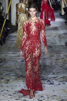 Zuhair Murad:  haute couture spring/summer 2018