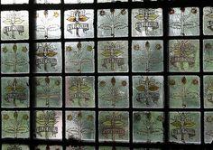 William Morris Fan Club: William Morris stained glass
