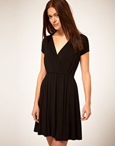 The perfect LBD for you JW - wear with tights and a long cardi for work or dress it up with heels and a blazer for a night out. You can even wear it with flats or sandals for a casual weekend look :-)
