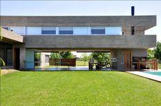 Casa KM,Cortesía de Estudio Pablo Gagliardo