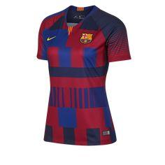 FC Barcelona 20th Anniversary Camiseta - Mujer. Nike.com ES 711105c4c2a