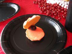 Black pearl cookies - pirates of the Caribbean