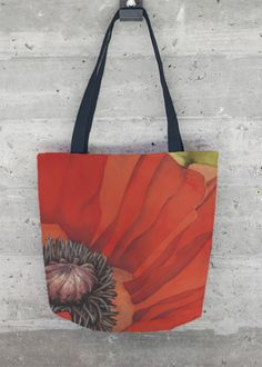 VIDA Statement Bag - Luminescent Floral Red by VIDA Y4wq8sorD