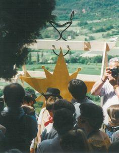 20 ans de la remontée de l'étoile de Moustiers Moustiers Sainte Marie, France, 20 Years Old, French