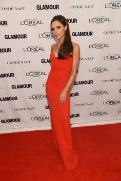 awesome Best Dressed at Glamour Women of the Year Awards