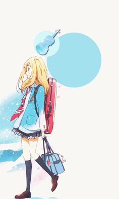 Your Lie in April Wallpapers (720px X 1200px)
