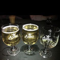 Aspall - possibly the best cider ever.