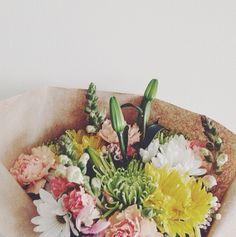 no rain, no flowers ❁ // @grace897