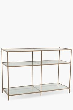 This mirror and glass server will add a unique classic style to your dining setup. Its 2 lower tiers are made of tempered glass with the top layer mirror f