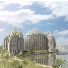 """Putrajaya Residential Waterfront Development"" by Studio Nicoletti Associati and Hijjas Kasturi sdn."