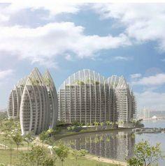 """Putrajaya Residential Waterfront Development"" by Studio Nicoletti Associati and Hijjas Kasturi sdn."
