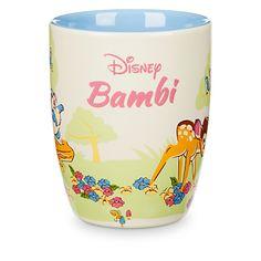 Bambi Mug with Lid