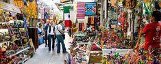 Mercados para comprar artesanías en la Ciudad de México. Te recomendamos que visites estos mercados para comprar artesanías en la Ciudad de México