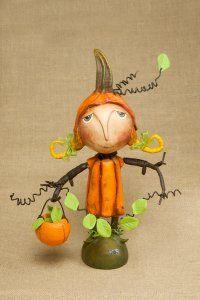 Patience Pumpkin design by Karen & Mary Hammerschmidt for ESC. www.escandcompany.com