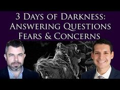 New link for: Three Days of Darkness: Answering Questions, Fears, and Concerns Angel 444, Thomas Aquinas, Help Me Grow, Prayer Board, Book Signing, Question And Answer, New Shows, Darkness, Catholic