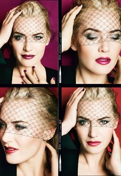 Lancome L'Absolu Desir Rouge Fall Gorgeous lipsticks modelled by Kate Winslet! Mario Testino - Lisa Eldridge make up Mario Testino, Kate Winslet, Fall Collection, Makeup Collection, Lancome Hypnose Mascara, Beauty Make Up, Hair Beauty, Beauty Ad, Real Beauty