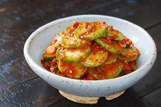 Oi Muchim (Spicy Cucumber Side Dish)