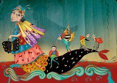 Nerina Canzi Ilustraciones: EL TEATRITO DE LAS MARIPOSAS