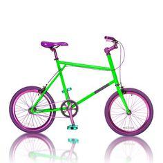 Fahrrad Crisscross Grün, 399€, jetzt auf Fab.