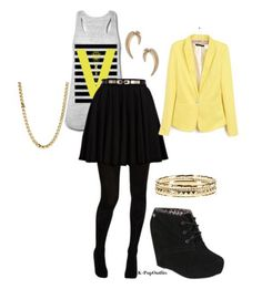 vixx inspired outfit