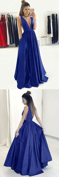 royal blue prom dresses,sexy prom dresses,simple prom dresses,cheap prom dresses,2017 prom dresses,prom dresses for teens @simpledress2480