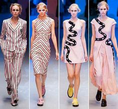 cool Giles Spring/Summer 2015 Collection – London Fashion Week