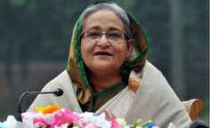 My grandmother, Prime Minister of Bangladesh: Sheikh Hasina