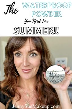 Beat the heat this summer with this waterproof powder. Eye Brushes, Eyeshadow Brushes, Makeup Tips 101, Important Makeup Tips, Back Of My Hand, Makeup Samples, Makeup Setting Spray, Olive Skin, Blush Brush