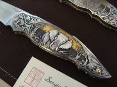 Messer Macher Messe Solingen 2014 | Chris Custom Works