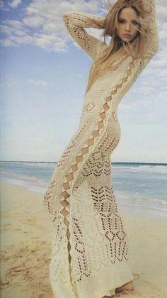 Lacy dress #Beautiful..
