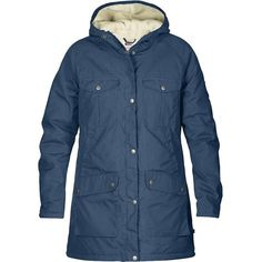 Shop a great selection of Fjallraven Women's Greenland Winter Parka. Find new offer and Similar products for Fjallraven Women's Greenland Winter Parka. Blue Trench Coat, Parka Coat, Mens Hooded Coat, Hooded Coats, Men's Coats, Hooded Parka, Water Resistant Coats, Parka Style, Long Parka