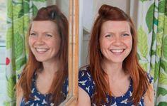 Garota fica um ano sem utilizar shampoo e o resultado é incrível