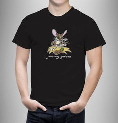 Jumping Jerboa Men's T-Shirt