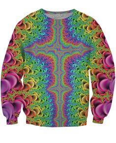 Fracture Crewneck Sweatshirt