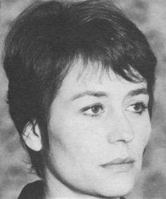 Annie Girardot. Like this women.