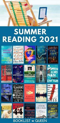 Summer Reading List 2021