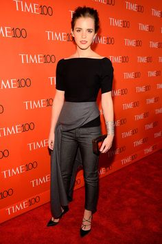 The Time 100 Gala 2015 | Harper's Bazaar