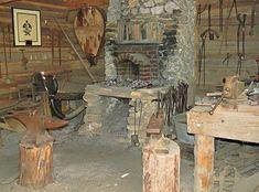 Foxfire Museum (Blacksmith Shop)