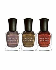 C14K7 Deborah Lippmann Limited Edition Rock This Town Set NM Beauty Award Winner 2013