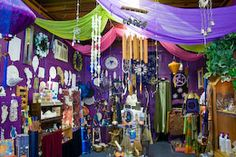 Belair Courtyard - Earth Rhythm Market - New Age - Metaphysical Retail Store
