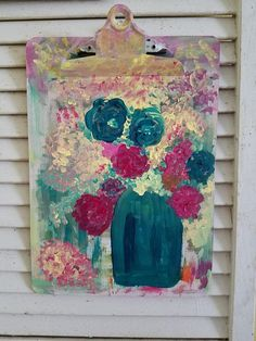 Summer Flowers Painting