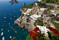 Hotel Onda Verde - Praiano Italy on the Amalfi Coast - stayed here fall of 2012. It was so awesome!