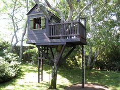 Casa sugli alberi per bambini n.04