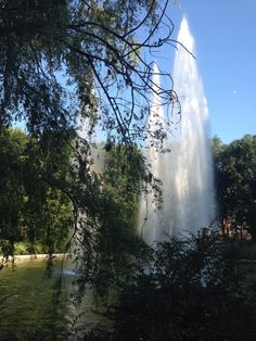 Roma park, Madrid