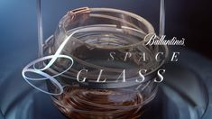Ballantine designs 'space glass' for drinking whiskey in microgravity!