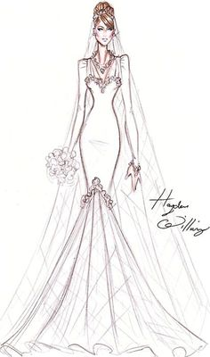 Hayden Williams for Catherine Duchess of Cambridge - Designed Jan 25th 2011