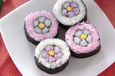 Sushi - for looking or for eating...? ;-)