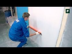 Как оштукатурить стены правильно. Мастер-класс // FORUMHOUSE - YouTube Home Projects, House, Home, Homes, House Projects, Houses